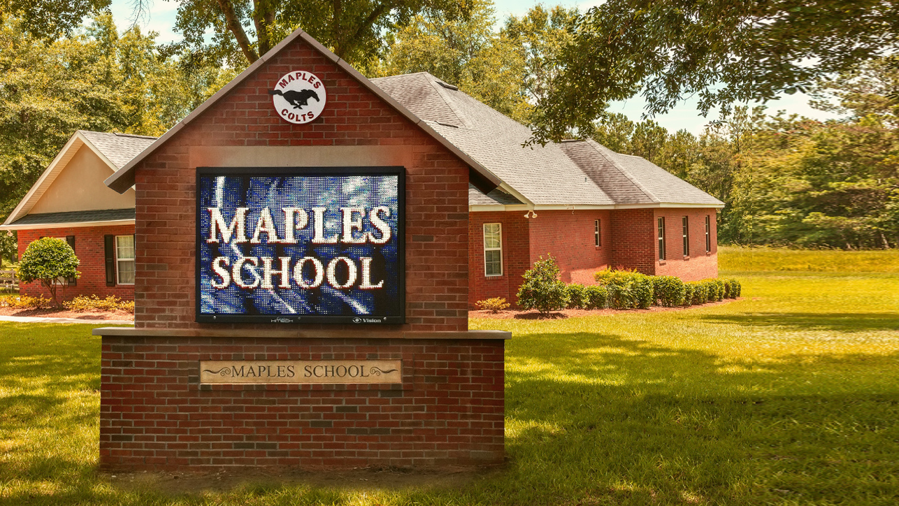 MAPLES SCHOOL