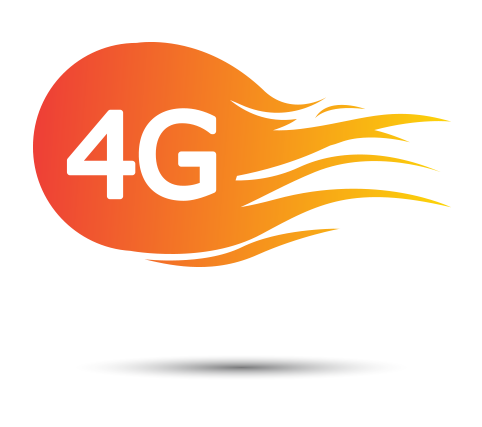 4G Communication Server Cloud
