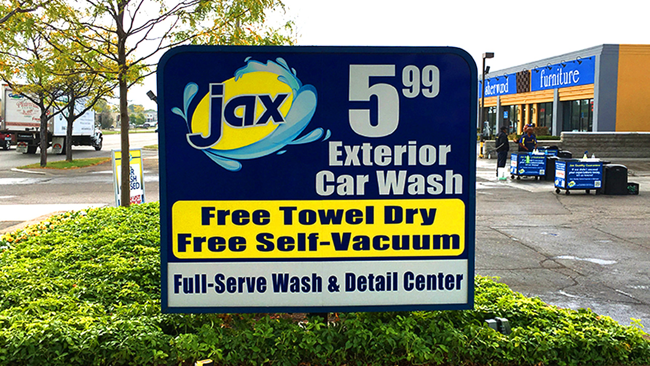 JAX CAR WASH