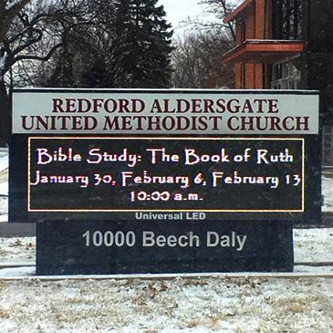 REDFORD ALDERSGATE